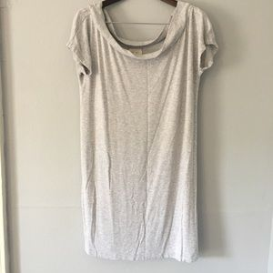 Lou & Grey Off the Shoulder Dress